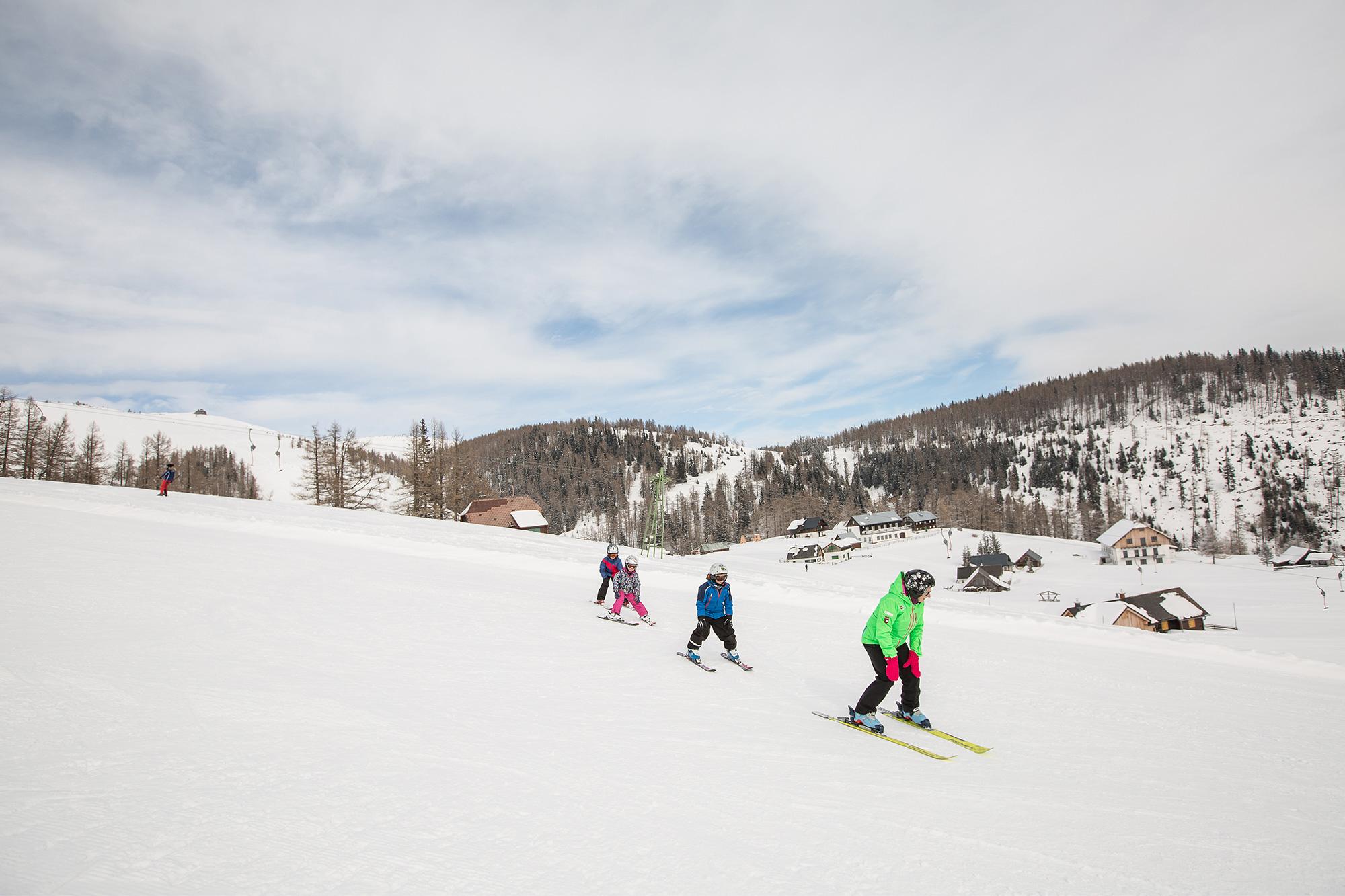 Aflenz Bürgeralm Skischule