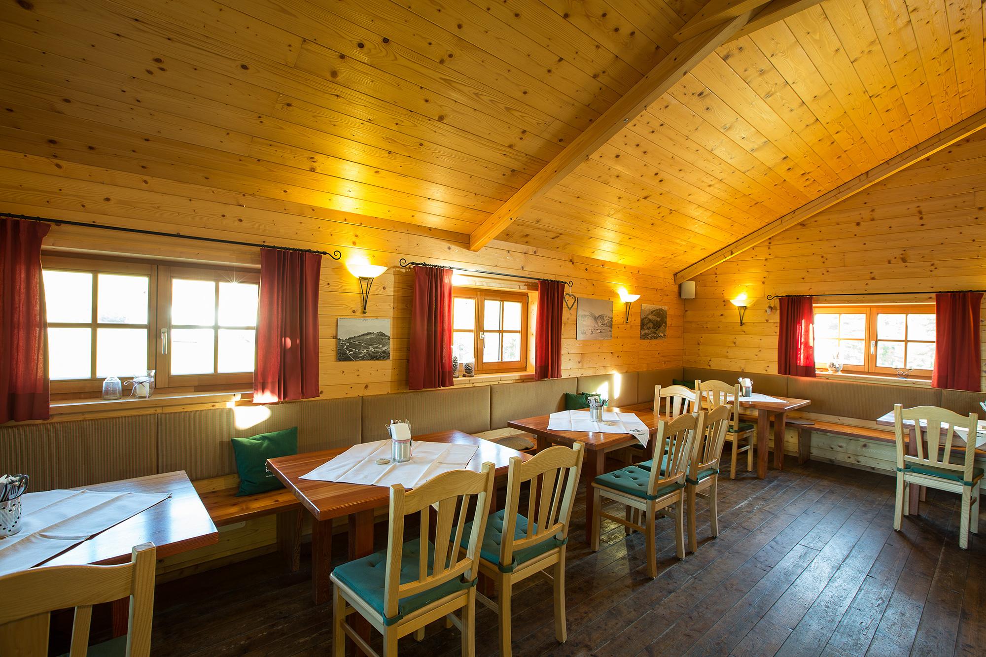 Aflenz Bürgeralm Almrauschhütte